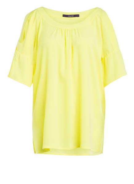 Laurèl Cold-Sholder-Bluse, Farbe: GELB (Bild 1)