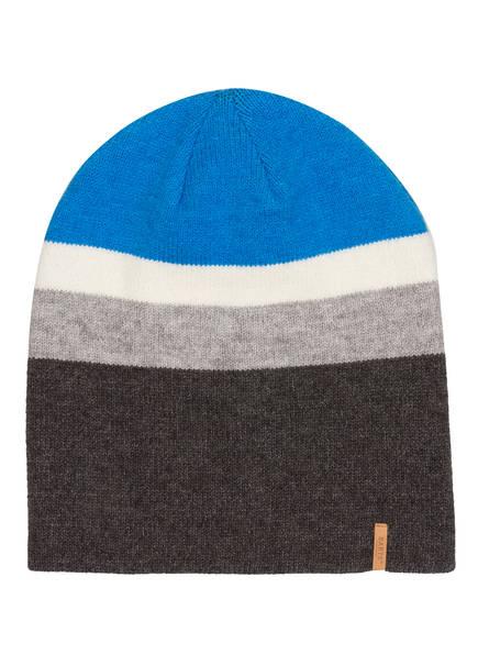 Barts Mütze JISPEN, Farbe: DUNKELGRAU/ WEISS/ BLAU (Bild 1)