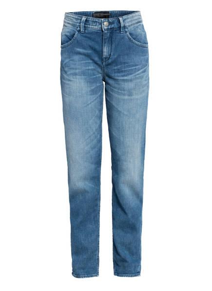 DRYKORN 7/8-Jeans LIKE, Farbe: 3400 BLUE (Bild 1)