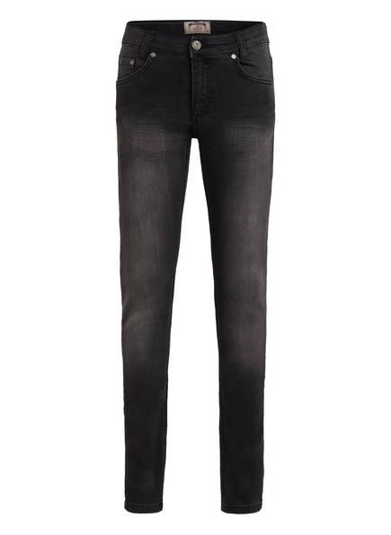 BLUE EFFECT Jeans, Farbe: 9670 BLACK SOFT USED (Bild 1)