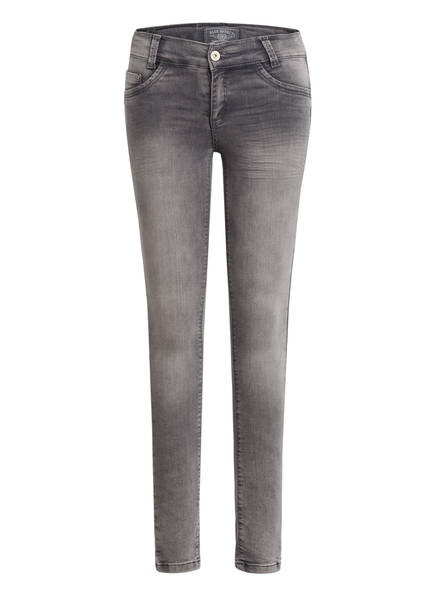 BLUE EFFECT Jeans, Farbe: 9692 GREY DENIM (Bild 1)
