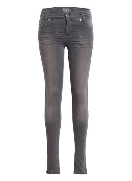 BLUE EFFECT Jeans Slim Fit, Farbe: 9562 DARKGREY SOFT USED (Bild 1)
