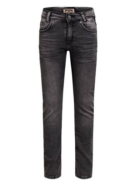 BLUE EFFECT Skinny-Jeans, Farbe: 9550 BLACK (Bild 1)