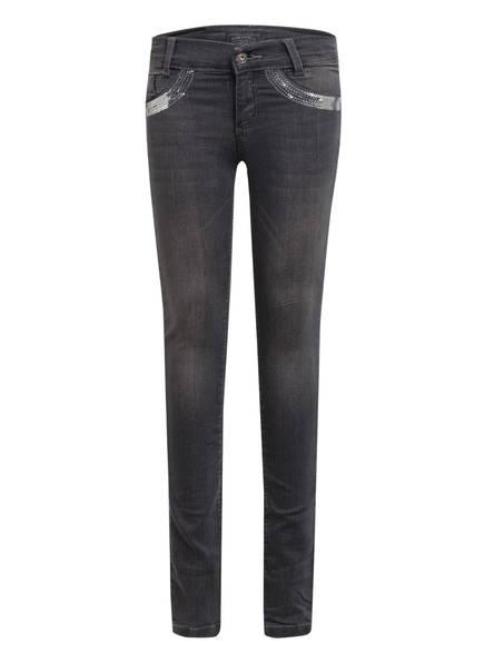 BLUE EFFECT Skinny-Jeans , Farbe: 9608 MEDIUM GREY (Bild 1)
