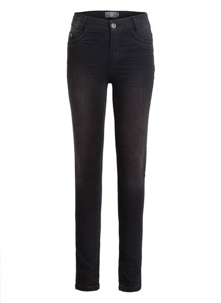 BLUE EFFECT Jeans Slim Fit, Farbe: 9598 BLACK SOFT USED (Bild 1)