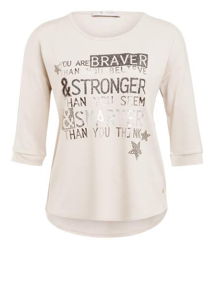 monari Shirt mit 3/4-Arm, Farbe: ECRU (Bild 1)