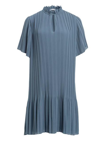 SAMSØE  SAMSØE Plisseekleid LADY, Farbe: BLAUGRAU (Bild 1)