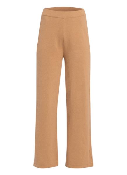 Marc O'Polo Pure Strickhose , Farbe: CAMEL (Bild 1)