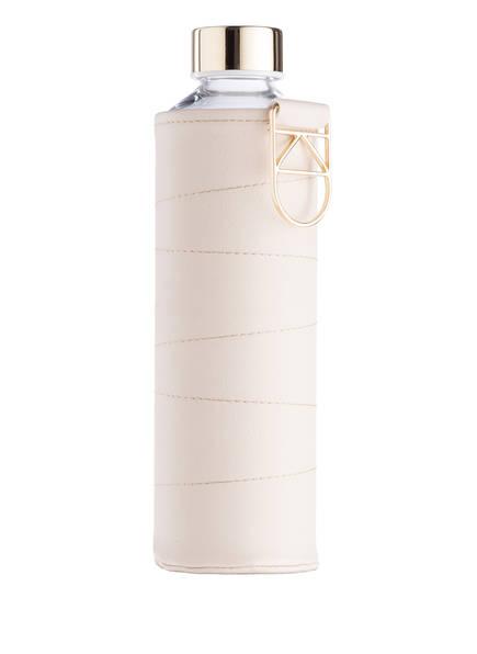equa Trinkflasche MISMATCH, Farbe: BEIGE/ SILBER (Bild 1)