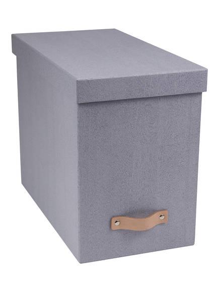 BIGSO BOX OF SWEDEN Hängeregister-Box JOHN , Farbe: HELLGRAU (Bild 1)