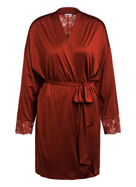 HANRO Damen-Morgenmantel, Farbe: CAYENNE (Bild 1)