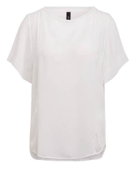 MARCCAIN Blusenshirt, Farbe: 110 OFFWHITE (Bild 1)