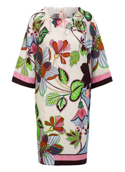 MARC CAIN Kleid, Farbe: 555 WHITE GREEN (Bild 1)