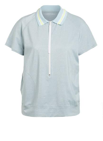MARCCAIN Poloshirt , Farbe: 305 POWDER BLUE (Bild 1)