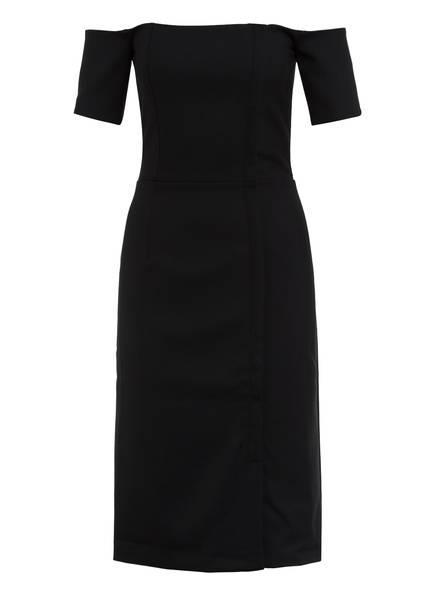 TIGER of Sweden Off-Shoulder-Kleid MYKONOS, Farbe: SCHWARZ (Bild 1)