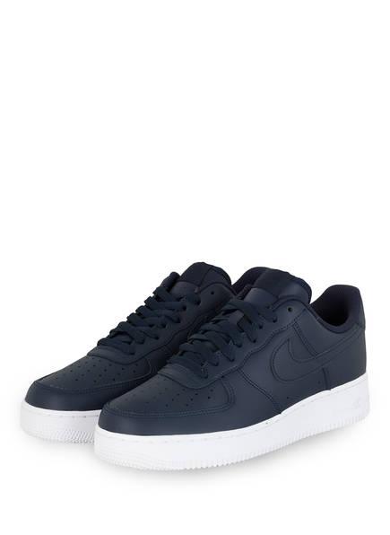 Nike Sneaker AIR FORCE 1 07, Farbe: DUNKELBLAU (Bild 1)