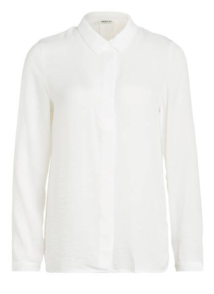 MOSS COPENHAGEN Hemdbluse BLAIR, Farbe: WEISS (Bild 1)