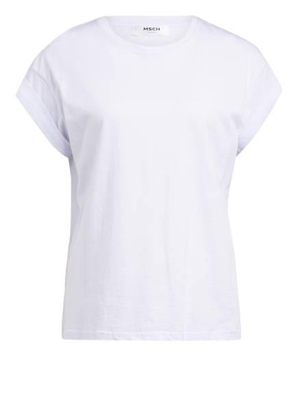 MOSS COPENHAGEN T-Shirt ALVA, Farbe: WEISS (Bild 1)