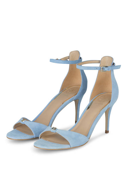GUESS Sandaletten ABIRI, Farbe: HELLBLAU (Bild 1)
