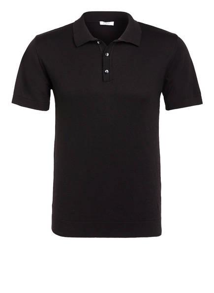 PAUL Strick-Poloshirt, Farbe: SCHWARZ (Bild 1)