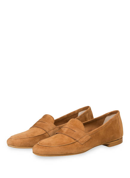 DARLING HARBOUR Penny-Loafer, Farbe: COGNAC (Bild 1)