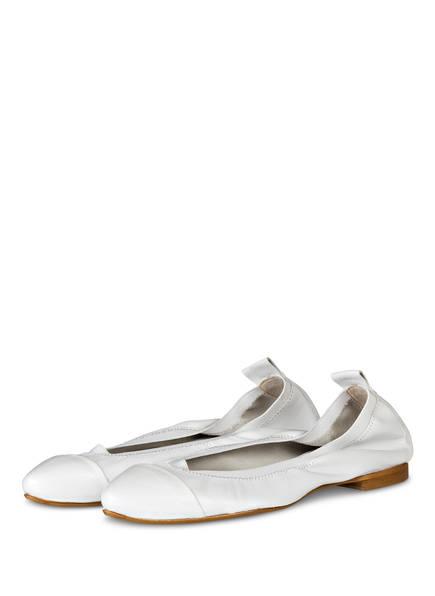 darling harbour Ballerinas, Farbe: WEISS (Bild 1)