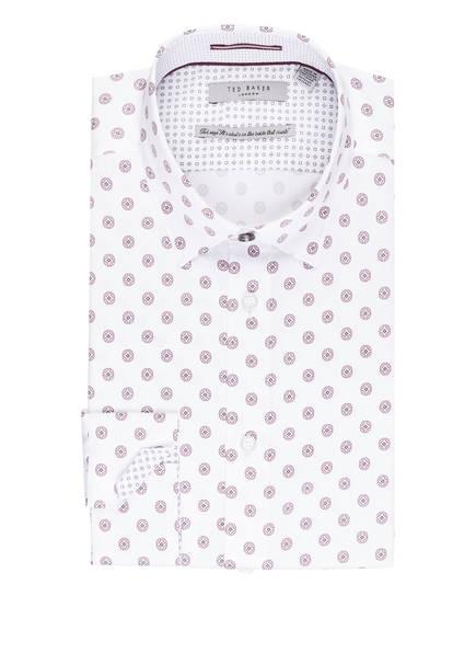TED BAKER Hemd FILLE Slim Fit, Farbe: WEISS (Bild 1)