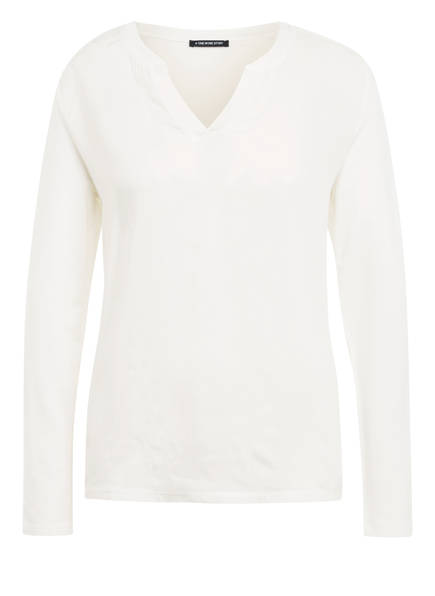 ONE MORE STORY Shirt, Farbe: CREME (Bild 1)