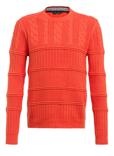 TED BAKER Pullover MARBAL, Farbe: ORANGE (Bild 1)