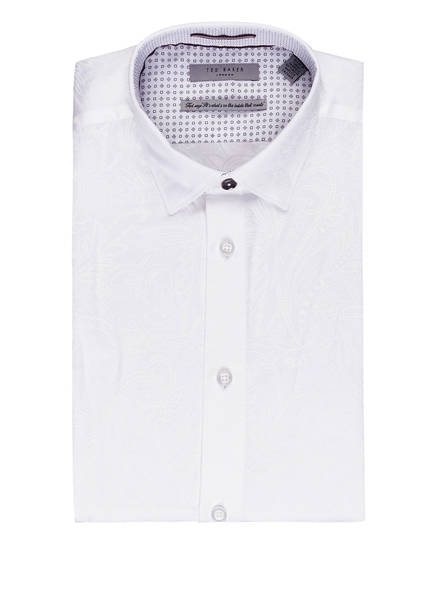 TED BAKER Hemd CAFE Slim Fit, Farbe: WEISS (Bild 1)