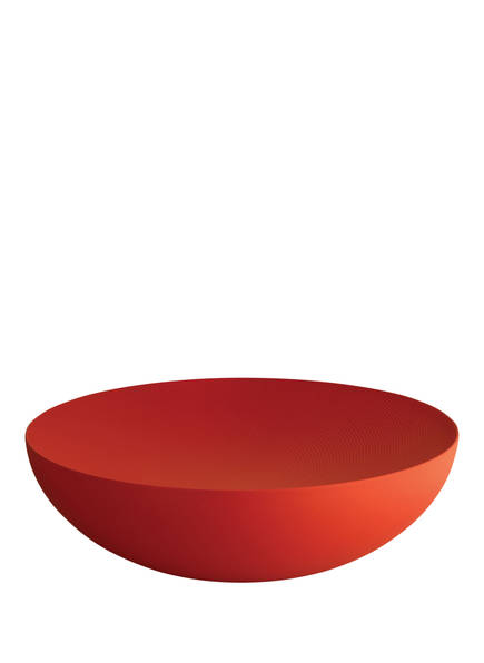 ALESSI Schale DOUBLE, Farbe: ROT (Bild 1)