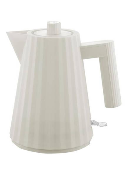 ALESSI Elektrischer Wasserkocher PLISSÉ, Farbe: WEISS (Bild 1)