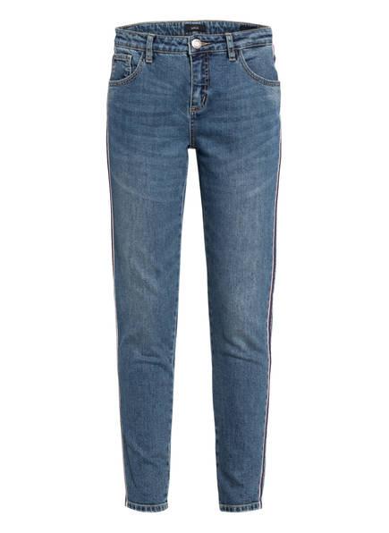 OPUS Skinny Jeans ELY mit Galonstreifen, Farbe: BLUE (Bild 1)