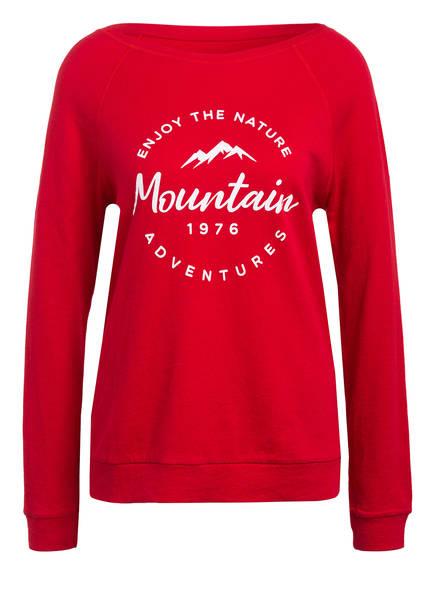 Juvia Sweatshirt, Farbe: ROT (Bild 1)
