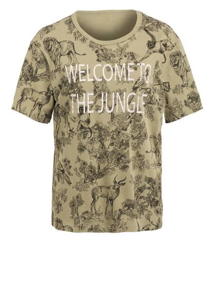 Juvia T-Shirt, Farbe: OLIV (Bild 1)