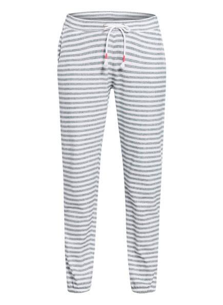 Juvia Sweatpants, Farbe: OLIV/ WEISS (Bild 1)