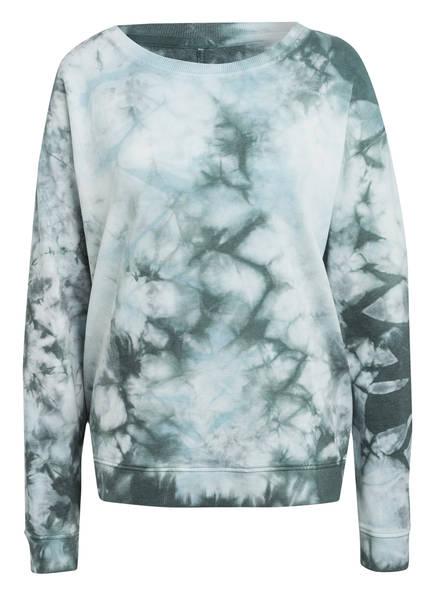 Juvia Sweatshirt, Farbe: HELLBLAU/ GRÜN (Bild 1)