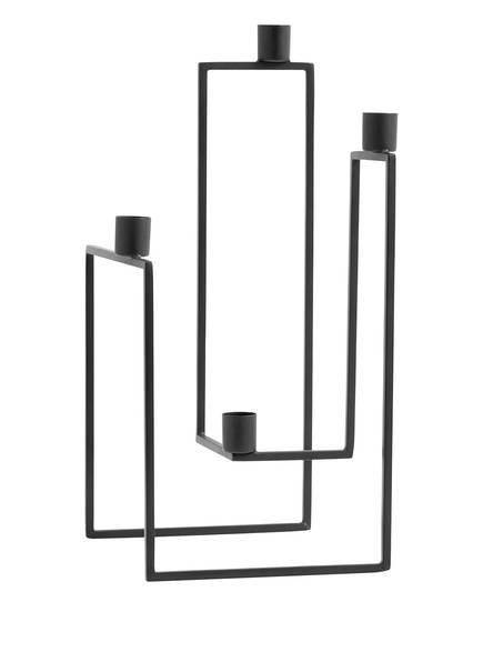 NORDAL Kerzenständer ORA, Farbe: SCHWARZ (Bild 1)