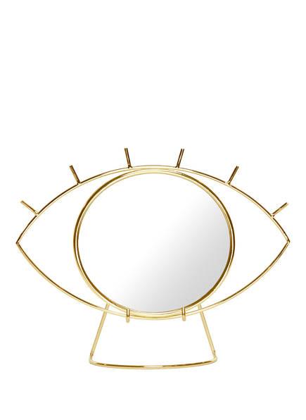 DOIY Tischspiegel CYCLOPS, Farbe: GOLD (Bild 1)