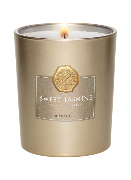 RITUALS PRIVATE COLLECTION - SWEET JASMINE SCENTED CANDLE (Bild 1)