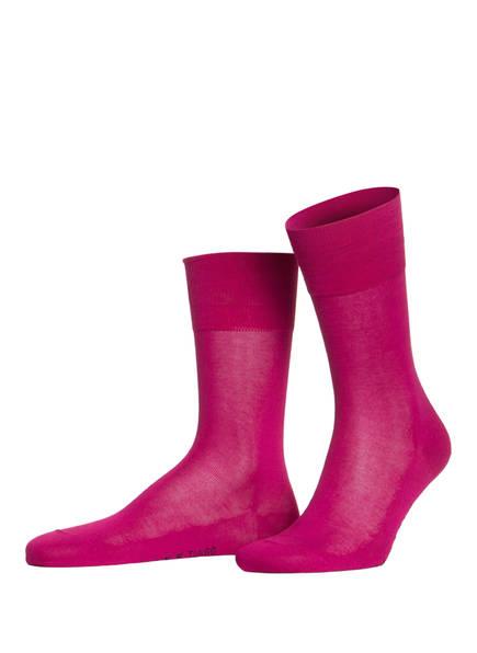 FALKE Socken TIAGO, Farbe: 8390 BERRY (Bild 1)