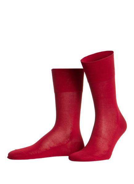 FALKE Socken TIAGO, Farbe: 8280 SCARLET (Bild 1)