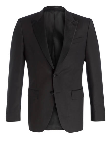 BOSS Smoking-Sakko HALWOD Slim Fit, Farbe: 001 BLACK (Bild 1)