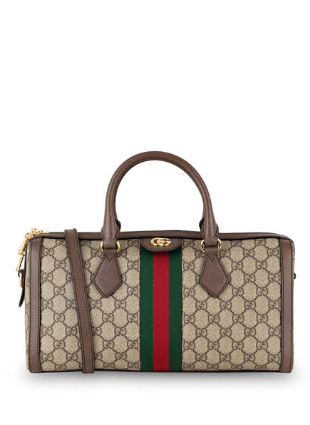 GUCCI Handtasche OPHIDIA MEDIUM GG SUPREME , Farbe: BEIGE EBONY ACERO (Bild 1)