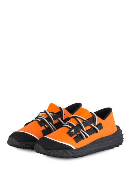 GIUSEPPE ZANOTTI DESIGN Sneaker URCHIN, Farbe: ORANGE (Bild 1)