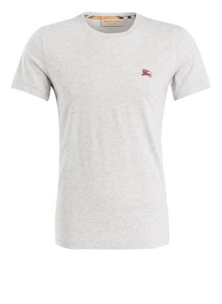 BURBERRY T-Shirt JOEFORTH, Farbe: GRAU MELIERT (Bild 1)