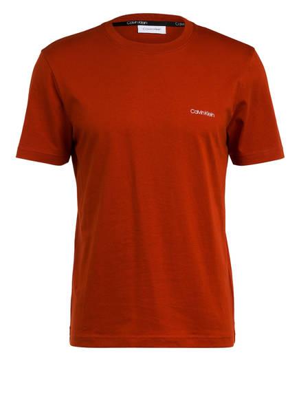 Calvin Klein T-Shirt, Farbe: DUNKELORANGE  (Bild 1)