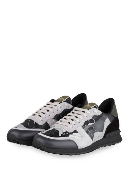 VALENTINO GARAVANI Sneaker ROCKRUNNER, Farbe: GRAU/ SCHWARZ (Bild 1)