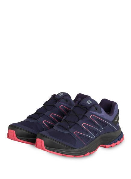 SALOMON Outdoor-Schuhe SOLLIA GTX, Farbe: BLAU/ PINK (Bild 1)