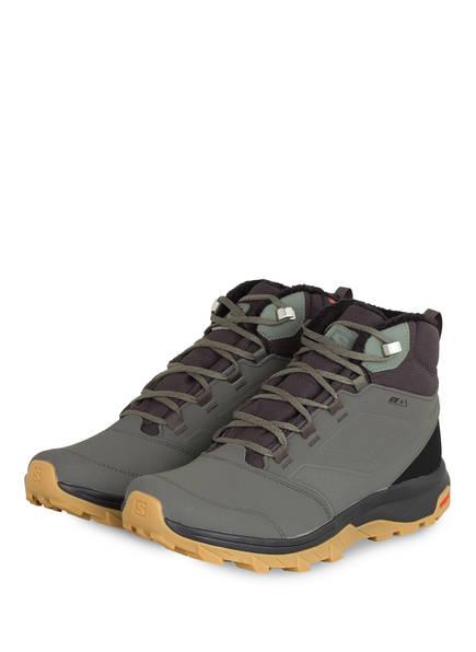 SALOMON Boots YALTA, Farbe: GRAU/ SCHWARZ (Bild 1)